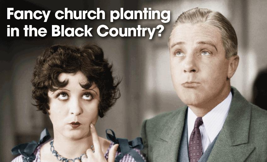 Church Planting at Grace Church Wolverhampton