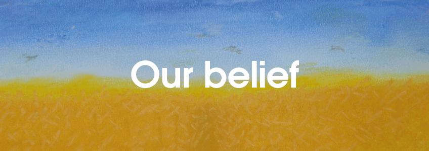 Our beliefs at Grace Church Wolverhampton